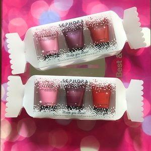 💄Sephora💄 Make You Blush Colorful Cheek Gel Trio